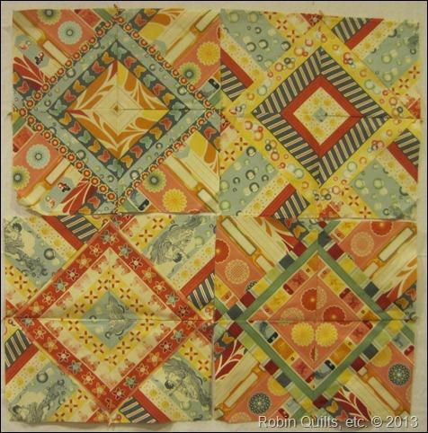 design wall quilt