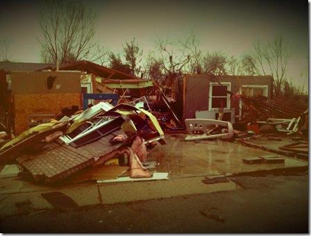 tornado home