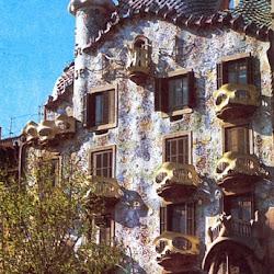 36.- Gaudí. Casa Batlló