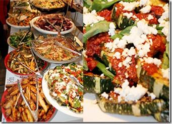Ottolenghi Salads