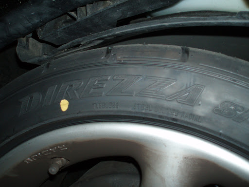 For a street tire,