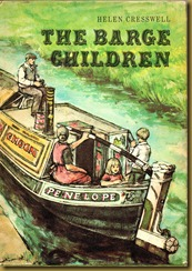 The  Barge Children..1stEd 1968