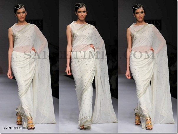 James_Ferreira_White_Designer_Saree