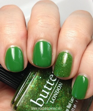 Sinful Exotic Green and butter LONDON Swinger 2