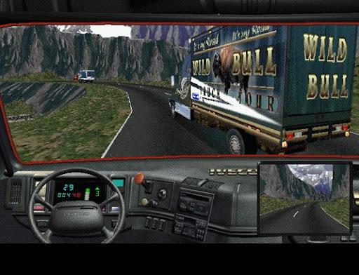 Juegos de Camiones: El clásico King of the Road