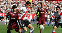 Lanús vs River Plate