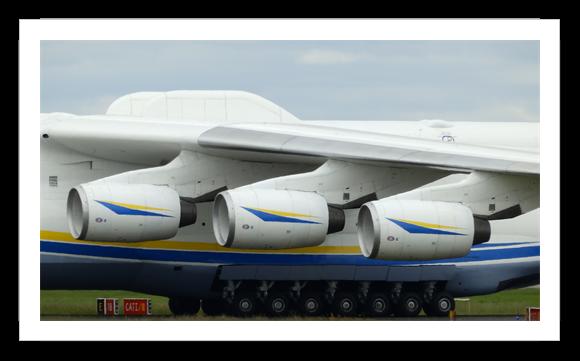 Antonov An-225  Wheels