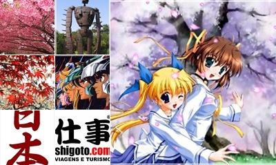 Exibir Manga e anime tour