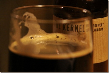 the kernel export london stout label through the glass