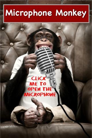 Microphone Monkey