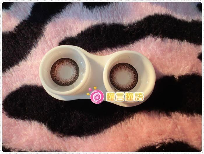 日本KRIAKRIA隱形眼鏡-Sweety Eye 糖果巧克力1