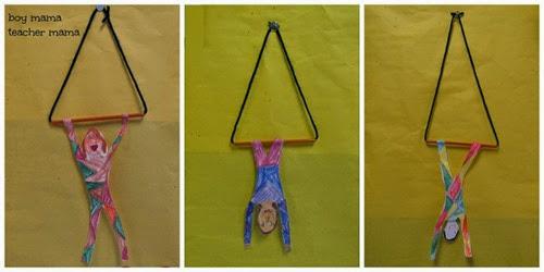 Circus Trapeze Artist