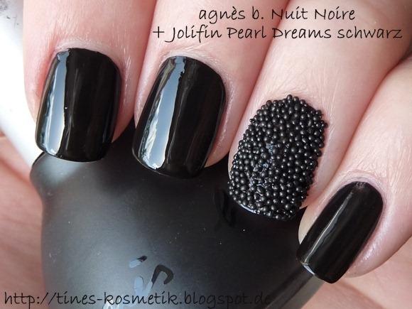 agnes b Nuit Noire Jolifin Pearls
