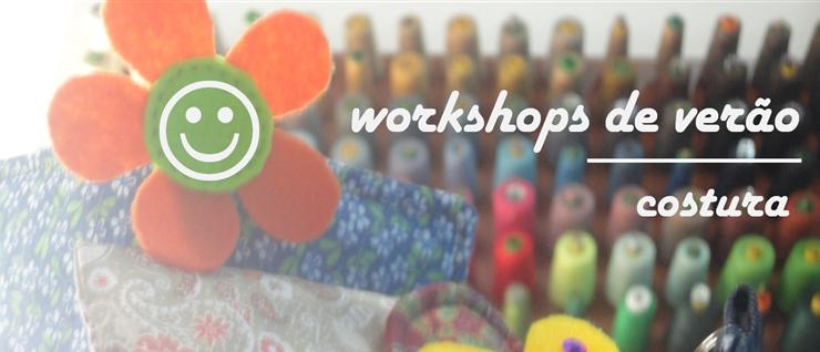 workshops verão