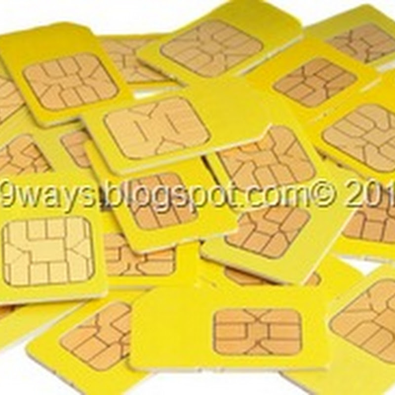 Clone Your SIM Card