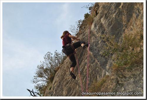 Escalada en Las Cabadas (Arenas de Cabrales, Asturias) (Ade) 5246