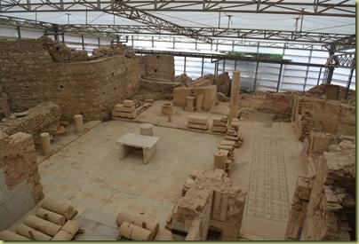 Ephesus House looking down a floor-1