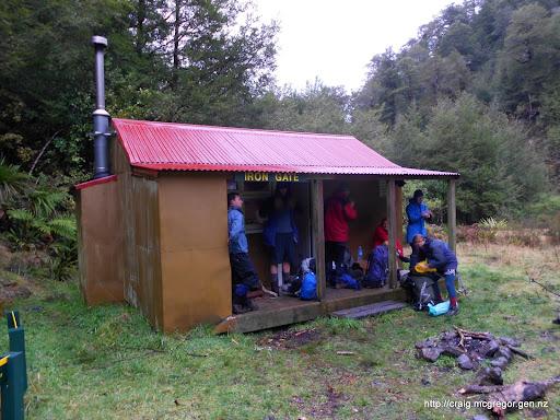 Irongate Hut