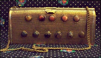 Fav purse vintage marbles (Medium)