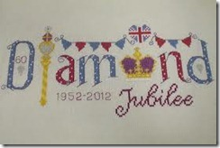 jubilee crosstitch