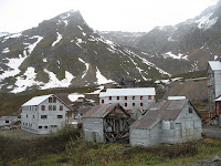 Independence Mine - Ghost Town.