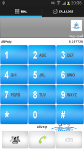 AliVoip Mobile Dialer - screenshot