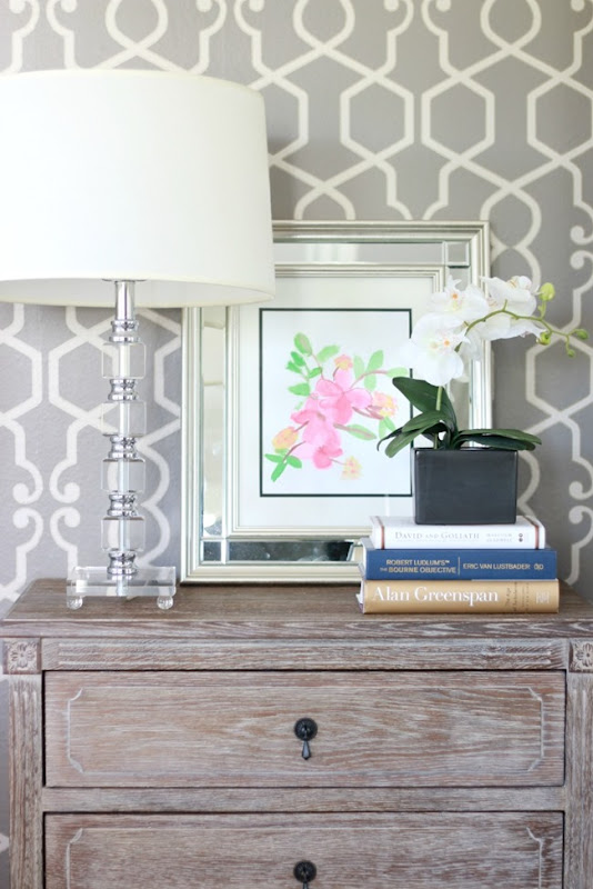 Mirrored Frames: A Pretty Addition - A Thoughtful Place