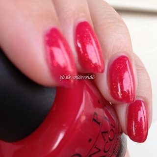 OPI Jelly Sandwich - Too Hot Pink To Hold 'Em with Pink Me I'm Good