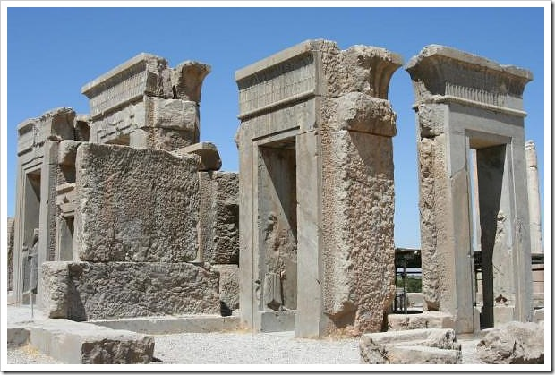Throne of Persepolis