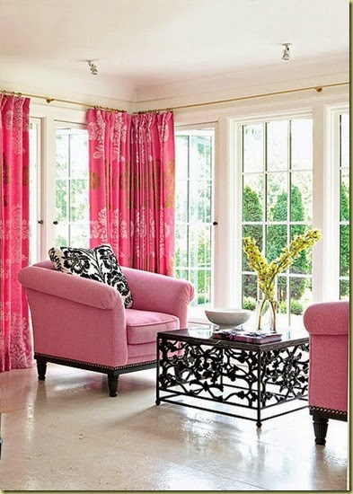 pink drapery 2