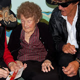 WBFJ - Senior Services Celebrates Meals on Wheels 50th Anniversary - Richard Petty Hellen Pritchard