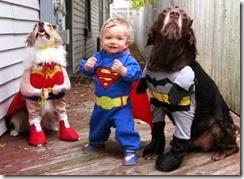 bebe superman
