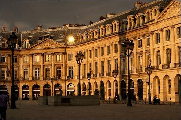 ساحة فاندوم باريس3