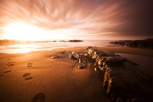 Coastal-Rocks-at-Sunset