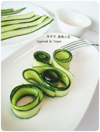 油醋涼拌小黃瓜cucumber成品 (5)