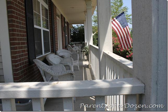 2012-07-05 Porch Railing 2012-07-05 020