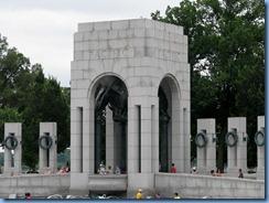 1423 Washington, DC - WWll Memorial