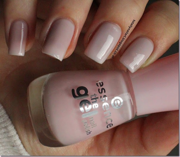 essence the gel nailpolish sweet as candy