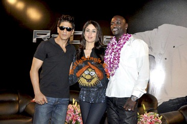 Ra.One mp3 songs list 2011 Akon hit song