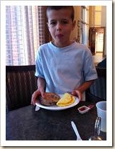 ED breakfast