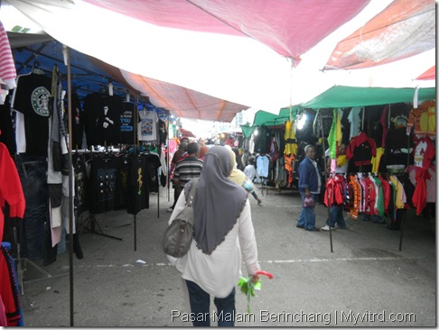 Pasar Malam Berinchang 11