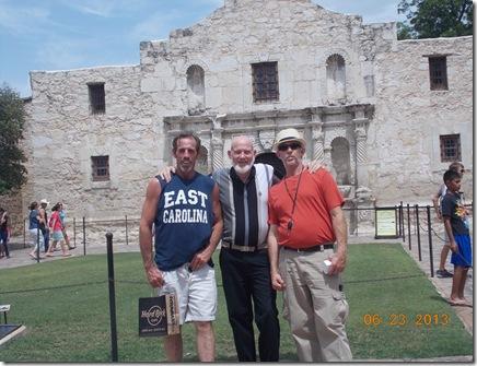 San Antonio and RIVERWALK 037