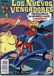 P00046 - Los Nuevos Vengadores #46