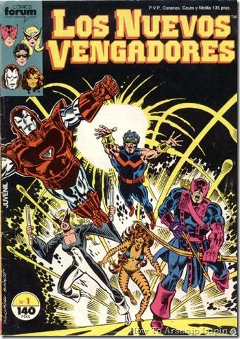 2012-05-25 - Vengadores Costa Oeste - Los Nuevos Vengadores
