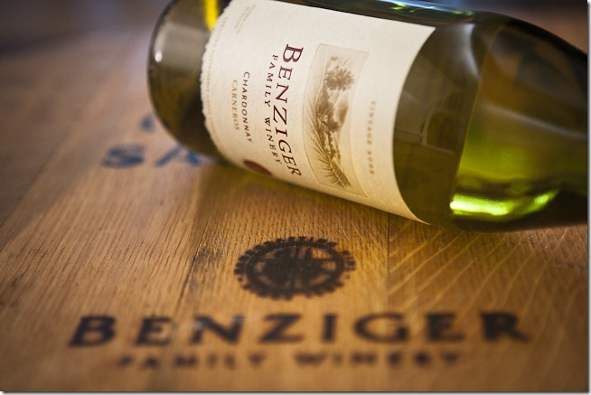 2009 Benziger Family Winery Carneros Chardonnay-3