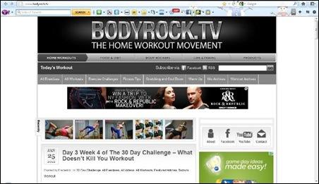 Bodyrock.tv