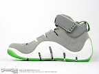 lebron4 dunkman 03 The Real Dunkman Version of the Nike Zoom LeBron IV