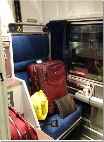 amtrak Room 2