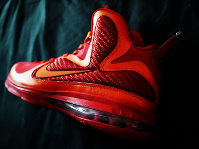 nike lebron 9 id production hleung 1 02 Nike LeBron 9 iD Showcase: Super Flame by H Leung