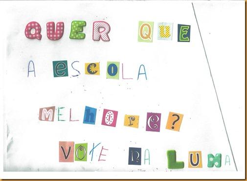 cartaz Luna